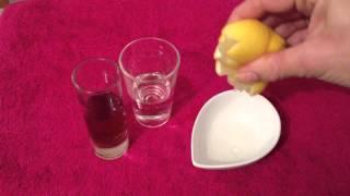 Faire un sirop contre la toux - Soigner la toux