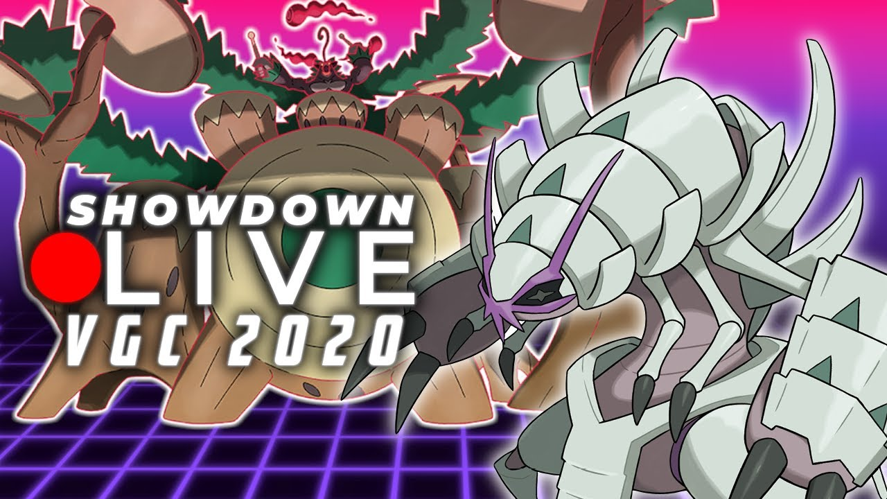 I Tried To Use GOLISOPOD in VGC... | Pokemon Sword and Shield VGC 2020 Showdown Live