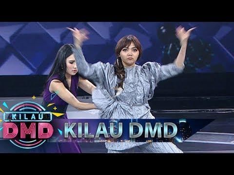 Wuihh Keceh Banget! Rina Nose Battle Dance Sama Ayu Ting Ting - Kilau DMD (28/3)