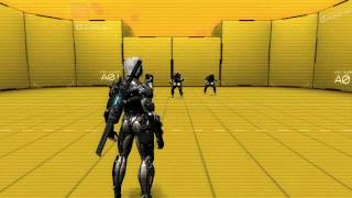 Metal Gear Rising 「System」 - Dodge Offset