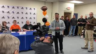 Varsity: Signing Day - Jeff Roberson signs with OSU