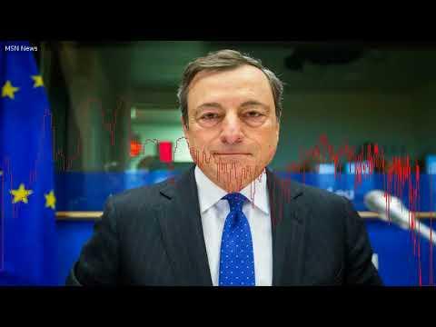 "Bce, Draghi: ""La crescita continuerà a rafforzarsi"""