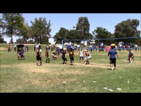 Hmong Play Valleyball - SEA Games 2017 Sacramento, California