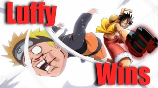 All of this, of course, omits one very simple way naruto could win: Luffy Vs Naruto Why Luffy Wins One Piece Vs Naruto Analysis Youtube