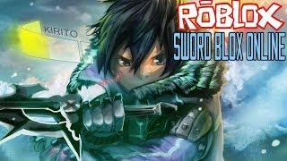 LINK START! || Roblox Sword Blox Online Episode 1 (Roblox Sword Art Online)
