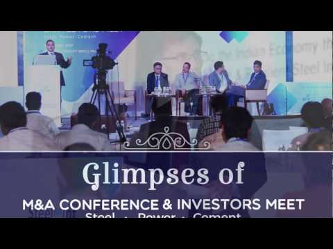 Mergers & Acquisitions Conference and Investors Meet