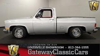 1984 Chevrolet C10 - Louisville Showroom -  Stock # 1429