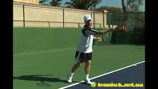 Pro Tennis Lessons - James Jensen - Faults and Fixes [torrents.ru] - forehand
