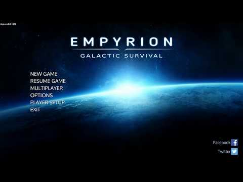 Empyrion: Galactic Survival 2017 - Alpha 6.0 Release - Menu Music