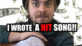 how to write A HIT SONG (in 3 steps)