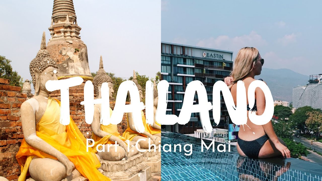 THAILAND VLOG PART ONE: Qatar, Chiang Mai and Thai Cooking Class