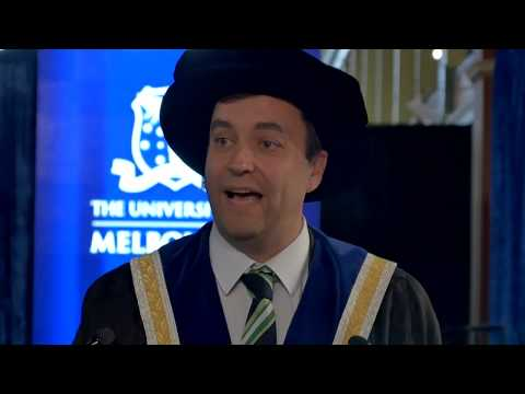 University Of Melbourne PhD Graduation April 2018