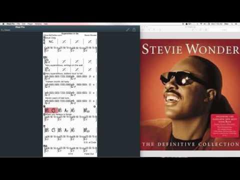Superstition - Stevie Wonder Chords at MyPartitur