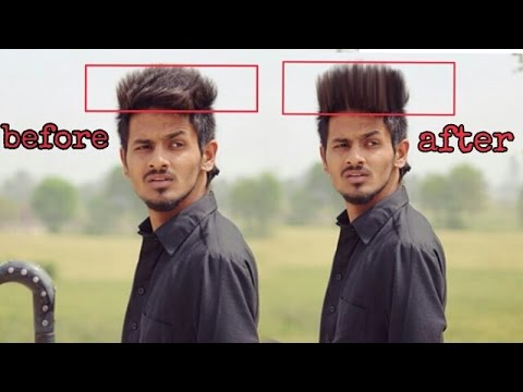 How To Change Hair Like Cb Edits Picsart Editing Tutorial Auto