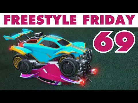 Freestyle Friday 69 | Rocket League - JHZER