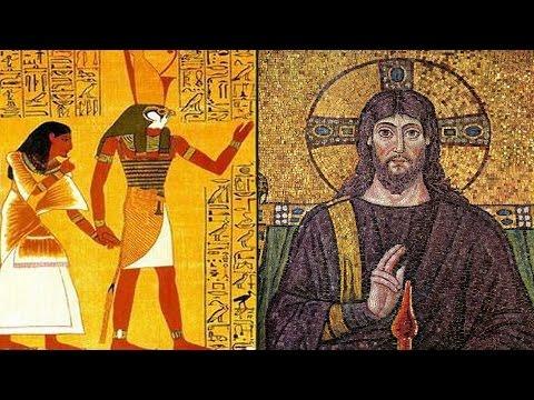 JESUS vs HORUS   wie aus Horus Jesus wurde German