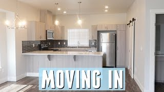 MOVING INTO MY NEW HOUSE! | MOVING VLOG #3