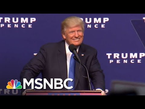 President Trump's 'Art Of The Deal' Author: Trump Exploits Fear   The Beat With Ari Melber   MSNBC