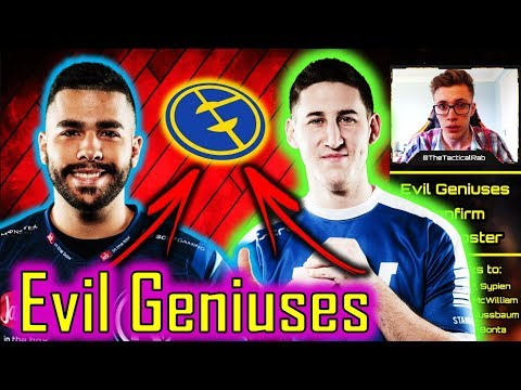 JKAP and Apathy REUNITED! | Evil Geniuses Confirm CWL London Roster! | CoD BO4 Competitive