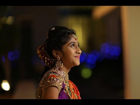 Akshaya Half Saree Ceremony... ( Leaf The Studio )