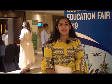 students-sharing-views-about-siec's-global-education-fair!- -study-abroad