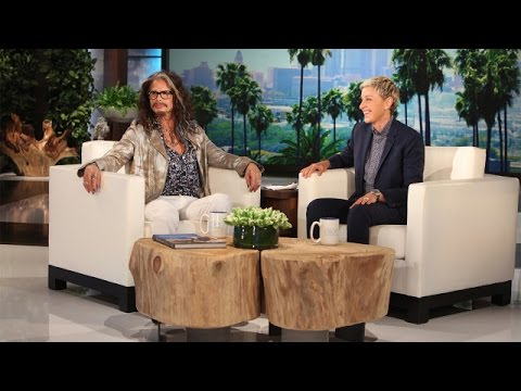 Steven Tyler Talks His Country Music Debut