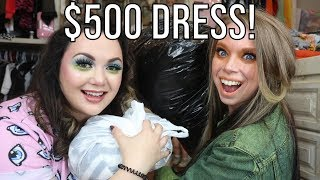 $5 vs $500 THRIFT Haul!