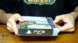 Uncharted Dual Pack - UNBOX BR (PS3)