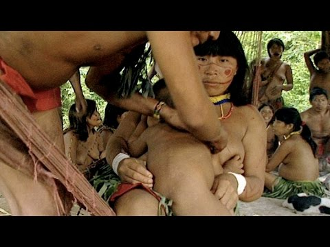 Tribes Life l Tribes Full Documentary l Nude Native People