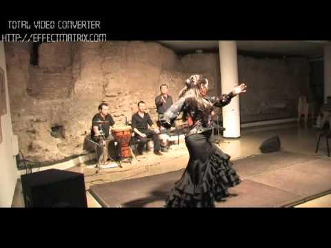 baile por seguirilla, flamenco