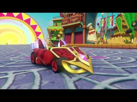 Sonic & All Stars Racing Transformed: Classic Cup [1080 HD] |