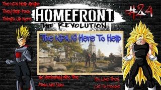 I Need To Find The Prisoners (Homefront The Revolution)