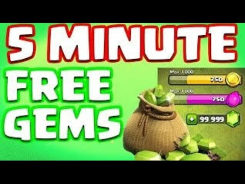 How to get free GEMS in COC without hack! | 100% working | clash of clans | HINDI | TH7 GIVEAWAY
