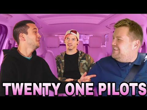 TWENTY ONE PILOTS Carpool Karaoke