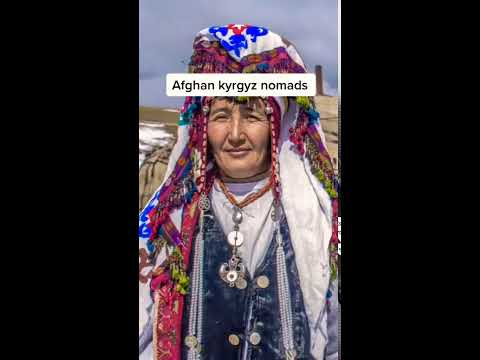 Afghan Mix - Ethnic groups