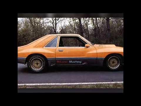 1981 Mclaren M81 The Rarest Of Mustangs - YouTube