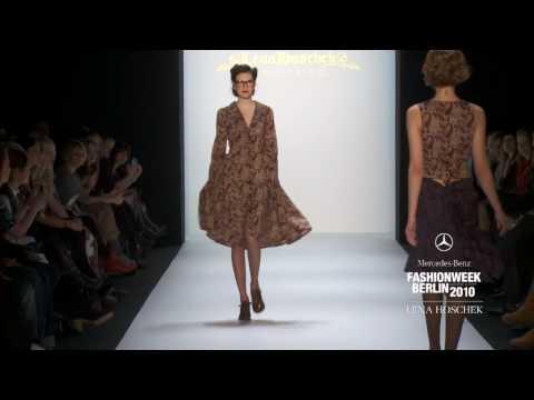 LENA HOSCHEK Fashion Show - BERLIN FASHION WEEK January 2010