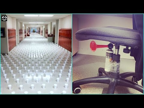 Hilarious Pranks That People Did On April Fools' Day