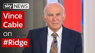 Vince Cable on #Ridge