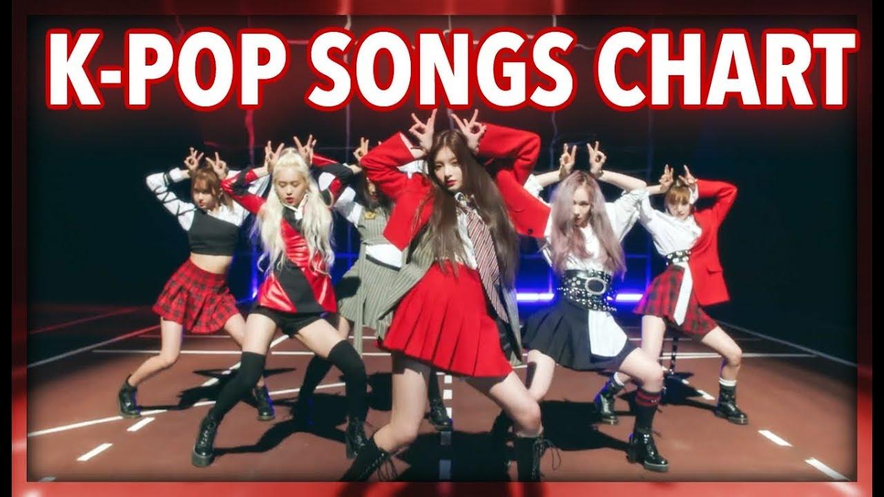 K-POP SONGS CHART | APRIL 2019 (WEEK 1)