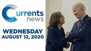 Currents News full broadcast for Wed, 8/12/20 (Catholic news)