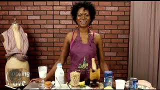 Hummus Quick & Easy Homemade Recipe! Passionate Living Coach Abiola's Easy Healthy Hummus