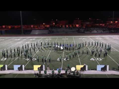 17- Chicagoland Marching Band Festival 2016: Glenbard West High School