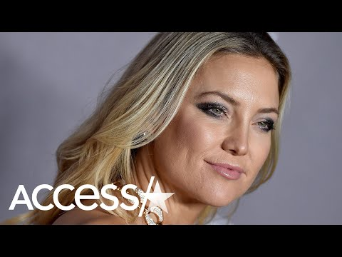 Kate Hudson Steps On Scale To Reveal Her Weight In Candid New Year's Resolution Video