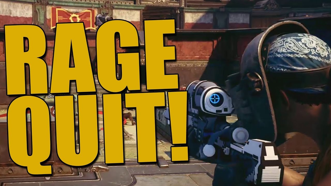 I RAGE QUIT - Gears 5 thumbnail