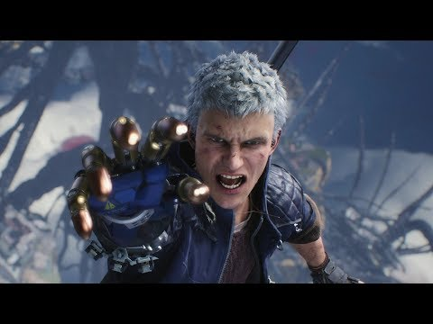 Devil May Cry 5: Final Boss Fight And Ending