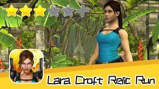 Lara Croft: Relic Run - SQUARE ENIX INC Walkthrough Adventurer - Recommend index three stars