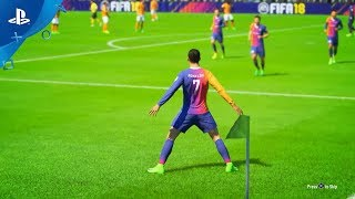 FIFA 18 – Ways to Build Your Ultimate Team | PS4