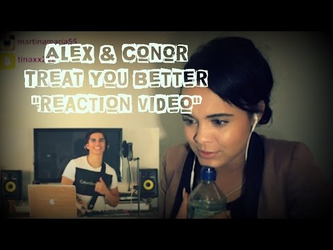 Reaction Video - Treat You Better by Shawn...
