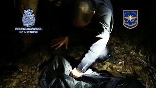 Cuatro detenidos en Avilés por introducir por barco cocaína en Europa